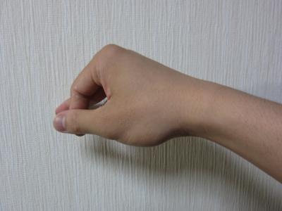 手首トレーニング