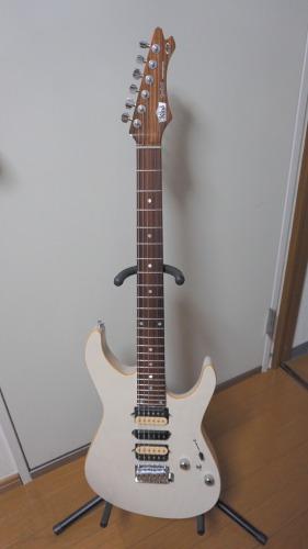 """新ギター""""Kino treebud""""を購入しました!"""