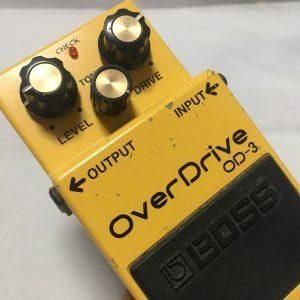 BOSS OD-3「のみ」を使ってガチで音作り!