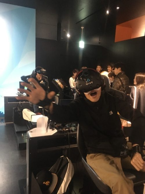 VR マリオカート